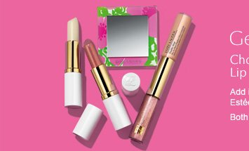 Get More              	Choose Your Concealer. Get 3 Lip Must-Haves & More. Free.              	Add it all to your gift with any $70.00 Estée Lauder purchase.†              	Both Gifts Together Worth Over $165.00