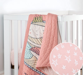 A  nursery for her.