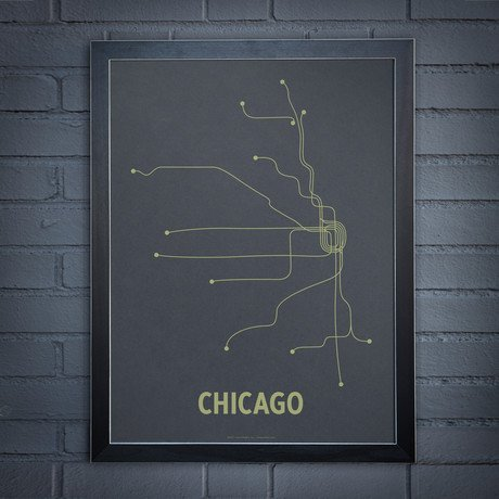Chicago Screen Print