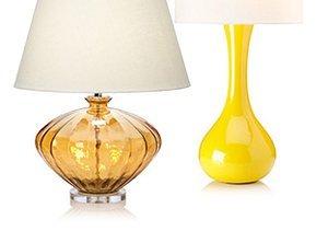 Base Color: Vibrant Base Lamps