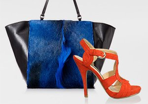 Modern Mix: Shoes & Handbags