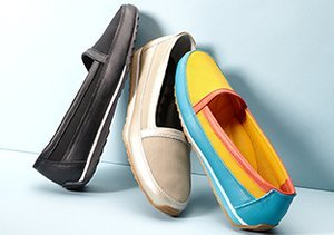 Casual Comfort: Boat Shoes & Beyond