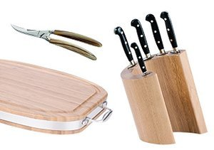 Kitchen Helpers: Cutlery & More