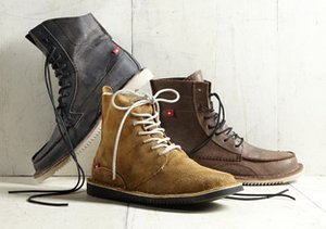 The Lace-Up Boot