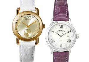 On-Time Style: Leather Watches
