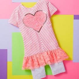 Such Great Brights: Girls' Sets