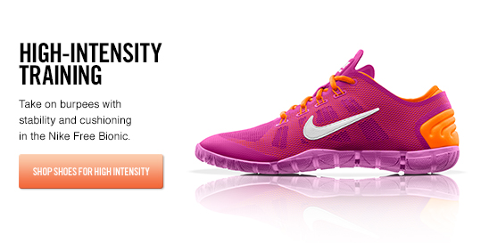 HIGH-INTENSITY TRAINING | SHOP SHOES FOR HIGH INTENSITY