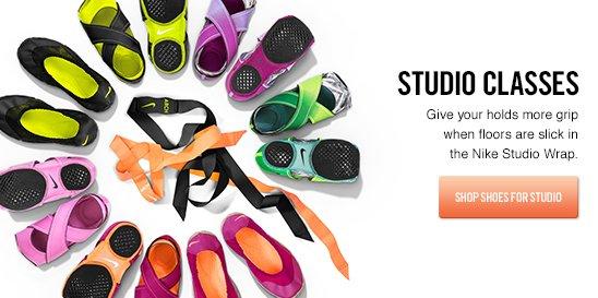 STUDIO CLASSES | SHOP SHOES FOR STUDIO