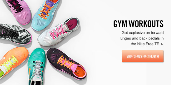 GYM WORKOUTS | SHOP SHOES FOR THE GYM