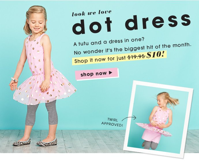 Our Favorite Dress - Just $10!
