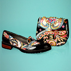 Maria Juliana: Bag & Shoe Sets