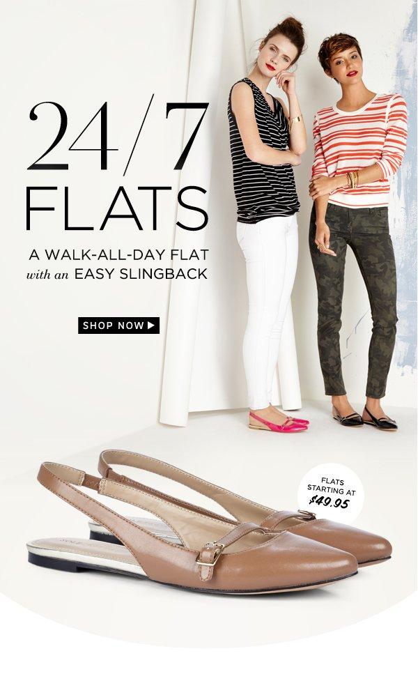 24/7 Flats:
