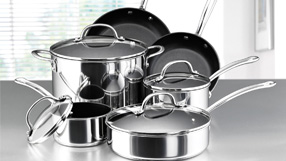 Cook on a Budget from Farberware and more - Knives, Cookware and Bakeware