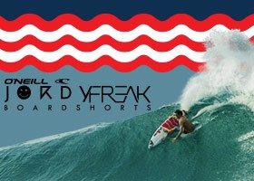 Shop Jordyfreak Boardshorts!