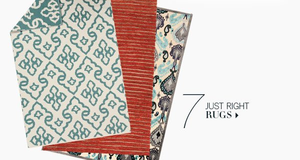 7. just right rugs