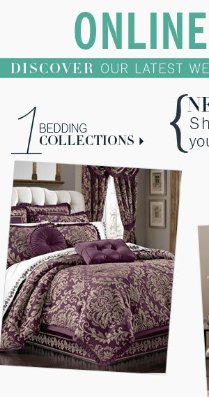 1. Bedding Collections
