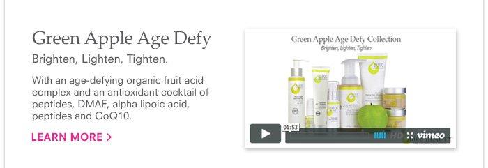 Green Apple Age Defy