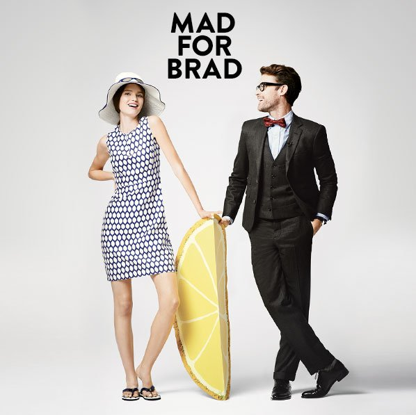 MAD FOR BRAD