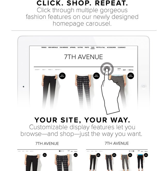 Your Site,  Your Way!