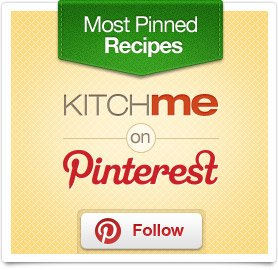 Most Pinned Recipes - Follow
