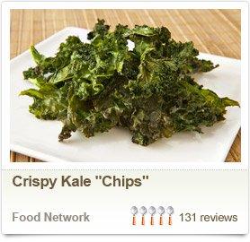 Crispy Kale 'Chips'