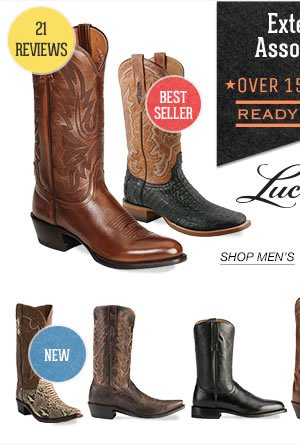 Shop Mens Lucchese