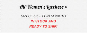 All Womens Lucchese by Size
