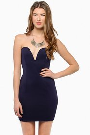 Valentine Bodycon Dress $40