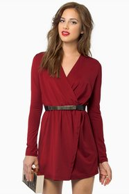 That's A Wrap Dress $32