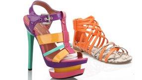 2014 Footwear Spring Trends
