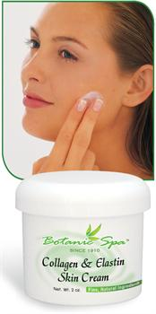 Collagen and Elastin Skin Cream