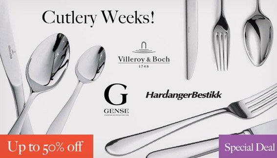 Cutlery Weeks
