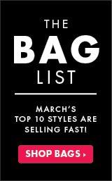 The Baglist - Shop Bags