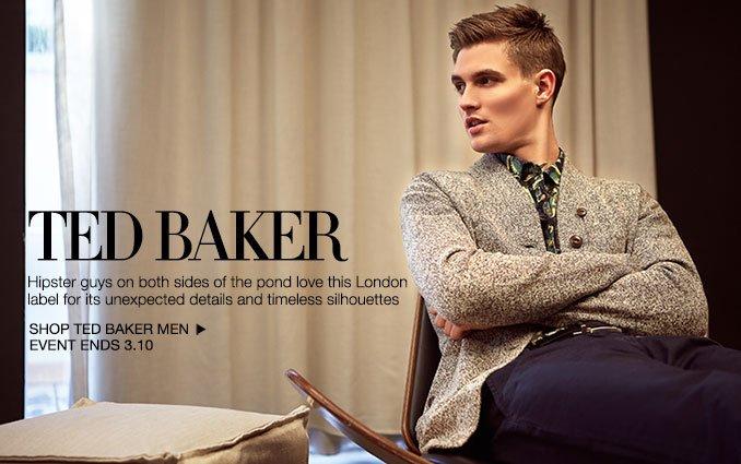 Shop Ted Baker - Men.