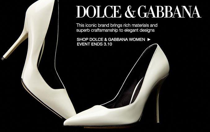 Shop Dolce & Gabbana - Ladies.