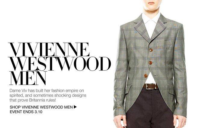Shop Vivienne Westwood - Men.