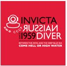 Invicta Russian Diver