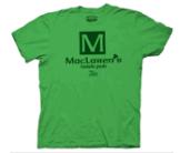 How I Met Your Mother Maclaren's Pub Green Adult T-shirt