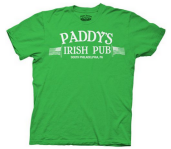 It's Always Sunny in Philadelphia Paddy's Irish Pub T-shirt