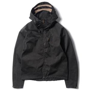 Ten c Wind Shirt Asfalto/Black