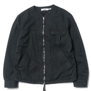 nonnative Driver Jacket - Cotton Chino Cloth Vegetable Dyed
