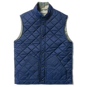 Sophnet Reversible Quilting Vest