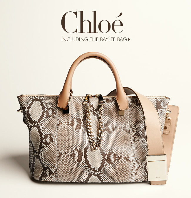 chloe pink handbag - Neiman Marcus: Chloe Spring Handbags | Milled