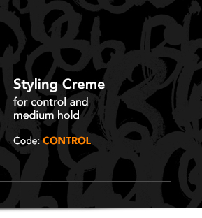 Styling Creme for control and medium hold Code: CONTROL