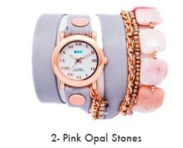 Pink Opal Stones