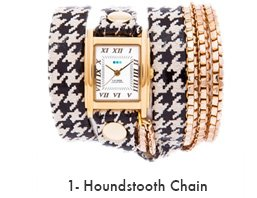 Houndstooth Chain