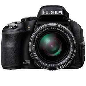 Adorama - Fujifilm FinePix HS50EXR Digital Camera, 16MP, 42x Manual Zoom - Bundle with fitted Case and Fujifilm 16GB SD Card