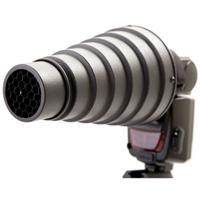 Adorama - Flashpoint Q Series Snoot for Speed Lights