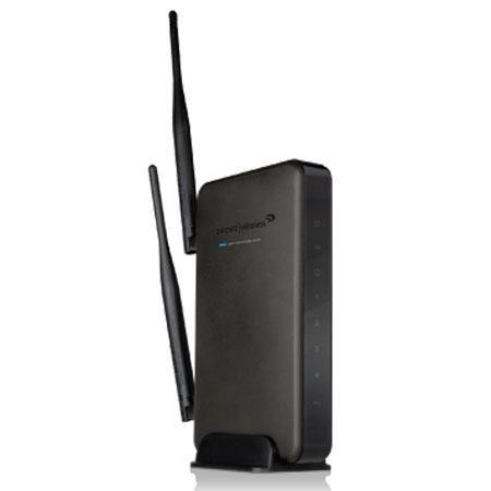 Adorama - Amped Wireless R10000G High Power Wireless-N 600mW Gigabit Router