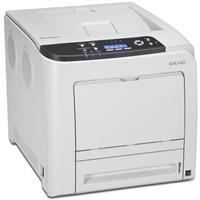 Adorama - Ricoh Aficio SP C320DN Color Laser Printer
